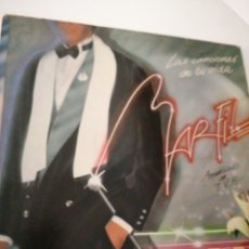 Discos de vinilo: LP DISCO VINILO MARFIL. Lote 268925594