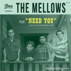 """Discos de vinilo: LP THE MELLOWS - PLAY ... """"NEED YOU"""" - SLEAZY RECORDS SRLP046 - NUEVO / PRECINTADO !!*. Lote 268961629"""