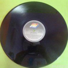 Discos de vinilo: LP , THE RAMONES - SIN PORTADA - TOO TOUGH TO DIE , VER FOTOS. Lote 268970064