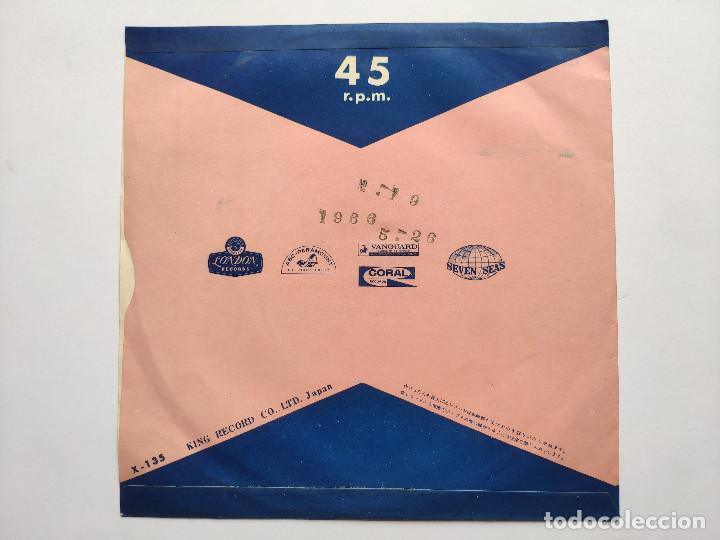 Discos de vinilo: MARISOL - 45 JAPON PS - MINT * OST LA NUEVA CENICIENTA * ME CONFORMO / PARA TODA LA VIDA * 1966 - Foto 6 - 268977754