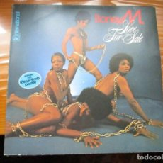 Discos de vinilo: BONEY M - LOVE FOR SALE 1977. Lote 268985404