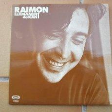 Discos de vinilo: RAIMON_LLIURAMENT DEL CANT AÑO 1977. Lote 268990269