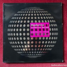"Discos de vinilo: MADONNA - CONFESSIONS REMIXED - 42916-0 - VINYL 12"" - EUROPE (LIMITED EDITION VINYL). Lote 268991309"