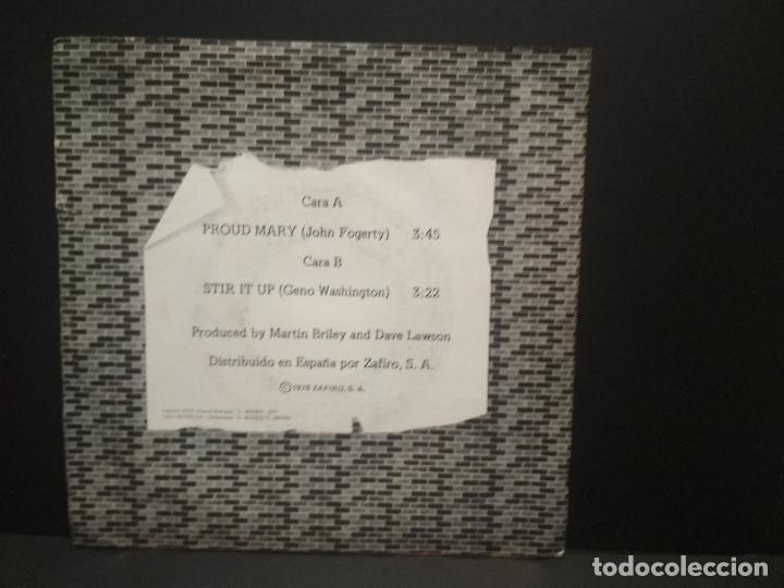 Discos de vinilo: GENO WASHINGTON - PROUD MARY / STIR IT UP - SINGLE 178 djm records PEPETO - Foto 2 - 268999894