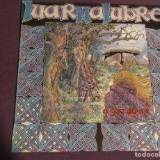 Discos de vinilo: LUAR NA LUBRE / O SON DO AR / EDIGAL 1988 / LP. GALICIA. FOLK.. Lote 269001219