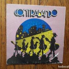 Discos de vinilo: CONTRABANDO - EL TREN + CONCURSO. Lote 269032078