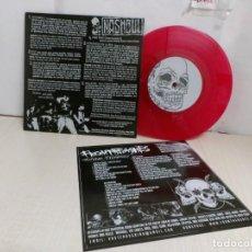 Discos de vinilo: FROMTHE ASHES--NASHGUL--A CORUÑA -2004. Lote 269032247