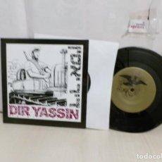 Discos de vinilo: DIR YASSIN --L.L.XO.L--SI.VI.PACEM PARA BELLUM--AMASARAC-ASARADEL-ABKIBEEC--BERKAIAL--. Lote 269032483