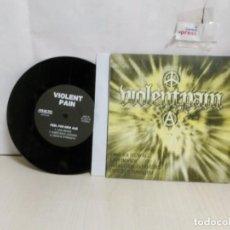 Discos de vinilo: VIOLENTPAIN--FEEL FOR NEW AGE--MCR COMPANY--JAPAN-. Lote 269032662