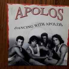 Discos de vinilo: APOLOS - DANCING WITH APOLOS. Lote 269034109