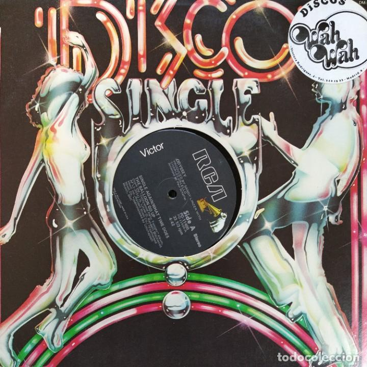 """ODYSSEY - SINGLE AGAIN/WHAT TIME DOES THE BALLOON GO UP / PRIDE (12"""") (1978/US) (Música - Discos de Vinilo - Maxi Singles - Funk, Soul y Black Music)"""