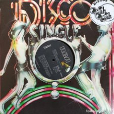 """Discos de vinilo: ODYSSEY - SINGLE AGAIN/WHAT TIME DOES THE BALLOON GO UP / PRIDE (12"""") (1978/US). Lote 269036204"""