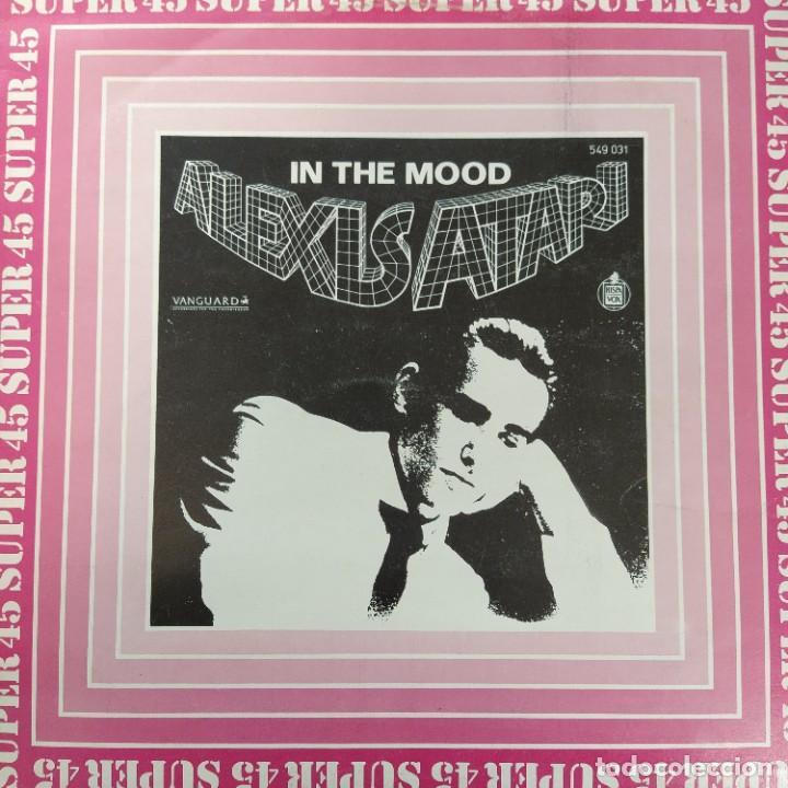 """ALEXIS ATARI - IN THE MOOD (12"""") (1982/ES) (Música - Discos de Vinilo - Maxi Singles - Funk, Soul y Black Music)"""