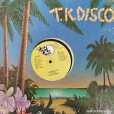 "Discos de vinilo: BAD CITY BAND - BATMAN 77 (12"") (1977/US). Lote 269037029"