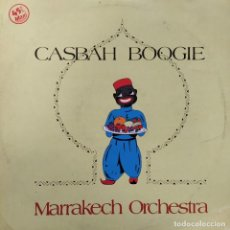 "Discos de vinilo: MARRAKECH ORCHESTRA - CASBAH BOOGIE (12"", MAXI). Lote 269037299"
