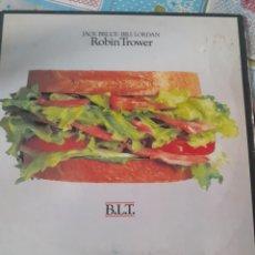 Discos de vinilo: JACK BRUCE BILL LORDAN ROBIN TROWER. Lote 269040293