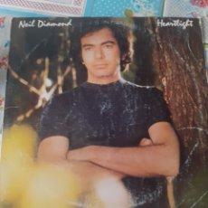 Discos de vinilo: NEIL DIAMOND HEARTLIGHT. Lote 269040628