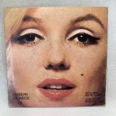 Discos de vinilo: SINGLE MARILYN MONROE - I'M GONNA FILE MY CLAIM - OBSEQUIO FASCÍCULOS PLANETA - ESPAÑA - AÑO 1982. Lote 269044098