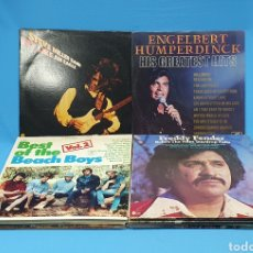 Discos de vinilo: LOTE DE 18 DISCOS DE VINILO - MÚSICA EXTRANJERA - AÑOS 70. Lote 269047383