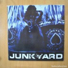 Discos de vinilo: JUNKYARD - JUNKYARD - LP. Lote 269052873