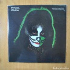 Discos de vinilo: KISS - PETER CRISS - CONTIENE POSTER - LP. Lote 269052938