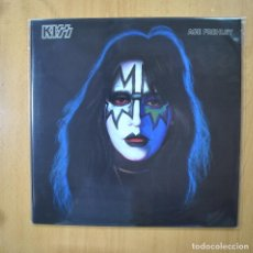 Discos de vinilo: KISS - ACE FREHLEY - CONTIENE POSTER - LP. Lote 269052958