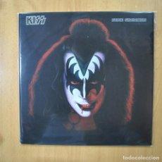 Discos de vinilo: KISS - GENE SIMMONS - CONTIENE POSTER - LP. Lote 269052973