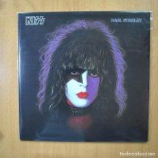 Discos de vinilo: KISS - PAUL STANLEY - CONTIENE POSTER - LP. Lote 269052988