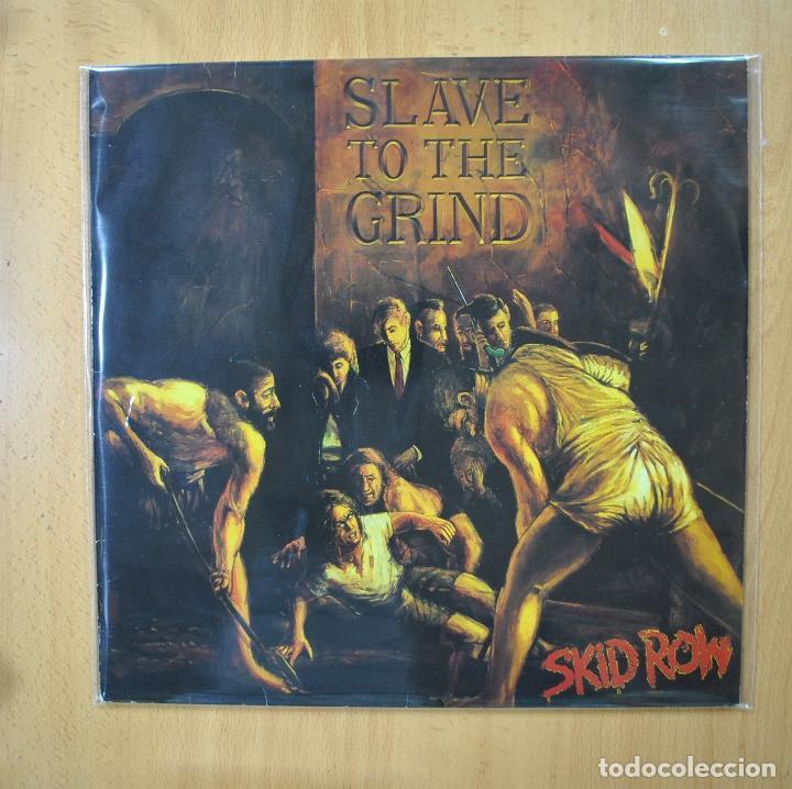 SKID ROW - SLAVE TO THE GRIND - LP (Música - Discos - LP Vinilo - Heavy - Metal)