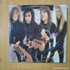 Discos de vinilo: METALLICA - THE 5,98 EP GARAGE DAYS RE REVISITED - LP. Lote 269053118