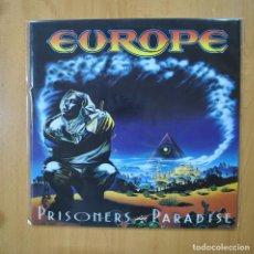Discos de vinilo: EUROPE - PRISONERS PARADISE - LP. Lote 269053138