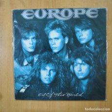 Discos de vinilo: EUROPE - OUT OF THIS WORLD - LP. Lote 269053218