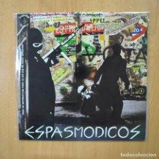 Disques de vinyle: ESPASMODICOS - ESPASMODICOS - CONTIENE FANZINE - PROMO - LP. Lote 269053688