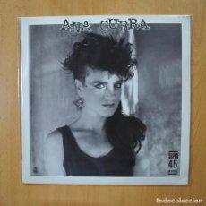 Discos de vinilo: ANA CURRA - UNA NOCHE SIN TI - MAXI. Lote 269053768