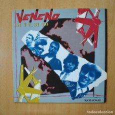 Discos de vinilo: VENENO - SI TU SI YO - MAXI. Lote 269053963