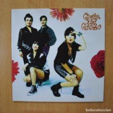 Discos de vinilo: GRETA Y LOS GARBO - GRETA Y LOS GARBO - GATEFOLD - LP. Lote 269054158