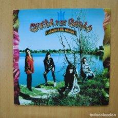 Discos de vinilo: GRETA Y LOS GARBO - LLAMAD A MR. BROWN - GATEFOLD - LP. Lote 269054363