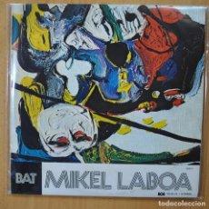 Discos de vinilo: MIKEL LABOA - BAT - GATEFOLD 2 LP. Lote 269054763