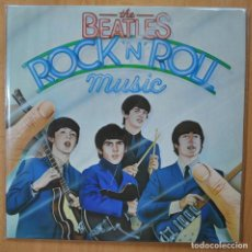 Discos de vinilo: THE BEATLES - ROCK 'N' ROLL MUSIC - GATEFOLD 2LP. Lote 269054793