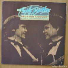Discos de vinilo: THE EVERLY BROTHERS - REUNION CONCERT - GATEFOLD 2 LP. Lote 269054823
