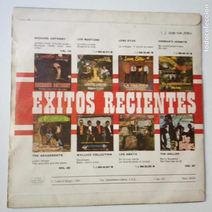 Discos de vinilo: THE BEATLES- THE BALLAD OF JOHN AND YOKO- SPAIN SINGLE 1969. - Foto 3 - 269056268