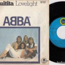 Discos de vinilo: ABBA - CHIQUITITA - SINGLE DE VINILO EDICION ESPAÑOLA. Lote 269058613
