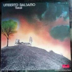 Discos de vinilo: UMBERTO BALSAMO – NATALÌ LP, SPAIN 1976. Lote 269058853