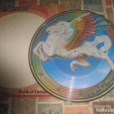 Discos de vinilo: THE STEVE MILLER BAND - BOOK OF DREAMS -(CAPITOL1978 ) OG USA - PICTURE DISC LEA DESCRIPCION. Lote 269059718