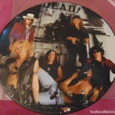 Discos de vinilo: GUNS N' ROSES – DON'T CRY - MAXISINGLE PICTURE DISC 1991. Lote 264771804