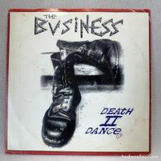 Discos de vinilo: SINGLE THE BUSINESS - DEATH II DANCE - USA - AÑO 1996. Lote 269062753