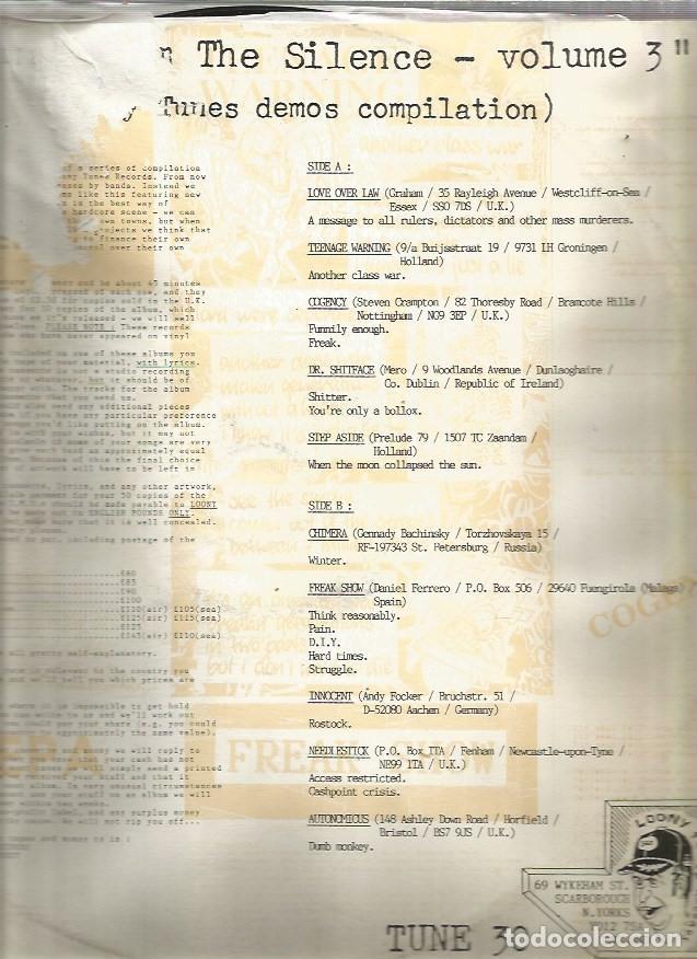 Discos de vinilo: A Scream From The Silence Volume 3 - Foto 2 - 269078943
