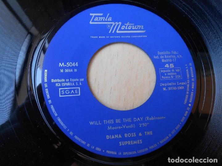 Discos de vinilo: DIANA ROSS & THE SUPREMES, SG, LOVE CHILD + 1, AÑO 1968 - Foto 4 - 269081293