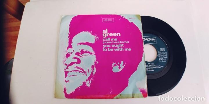 AL GREEN-SINGLE CALL ME (Música - Discos - Singles Vinilo - Funk, Soul y Black Music)