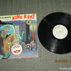 Discos de vinilo: KIG KURT - MACK THE KNIFE - MAXI - UK - STIFF RECORDS - REF S BUY 199 - LV -. Lote 269094808